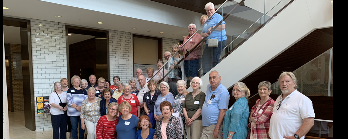 Older Adult Trip--May 2019