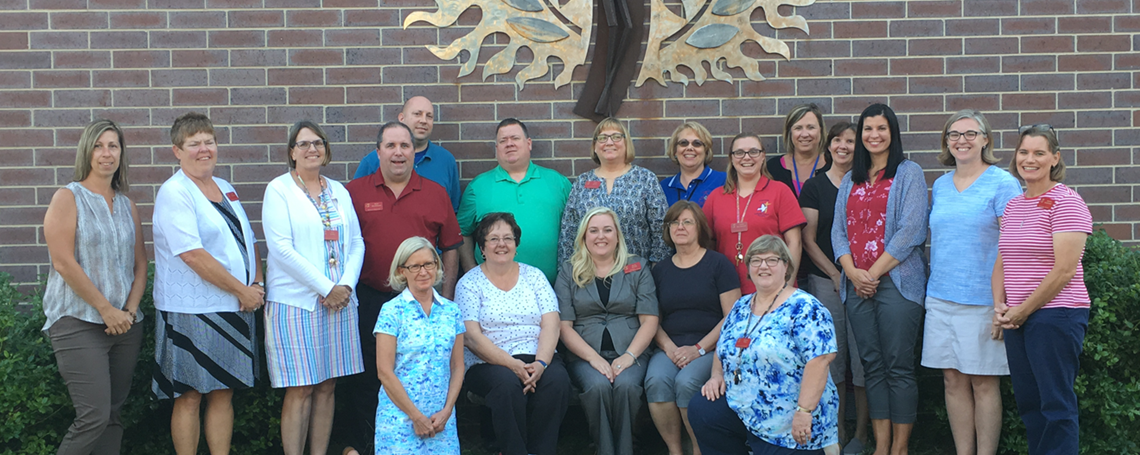 2018-2019 Faculty & Staff