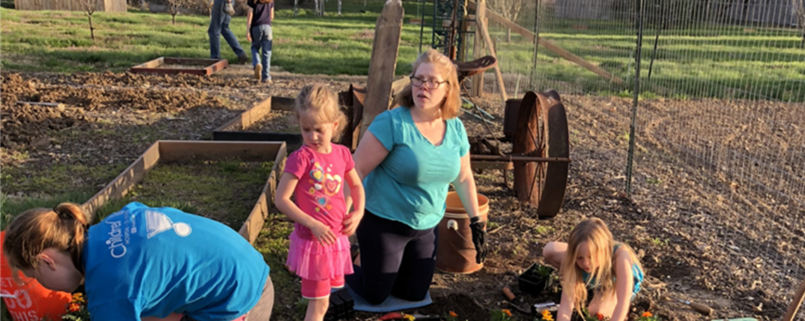 PSR Service Night 2019 -- Garden of Feeden
